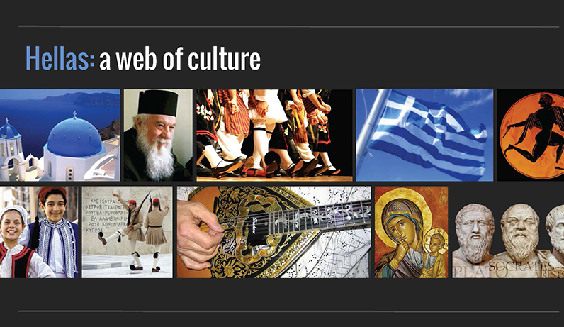 Introducing A Web of Culture