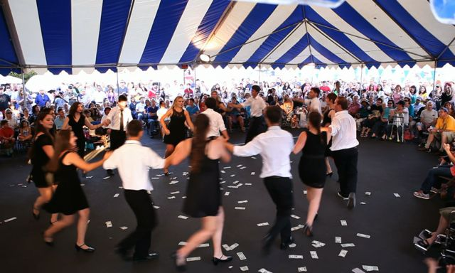 Greek Festival at St. Spyridon in San Diego