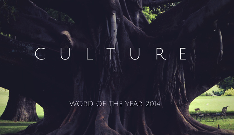 CULTURE | 2014 Word of the Year
