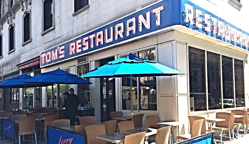 Greek-American Café | Seinfeld's New York Icon