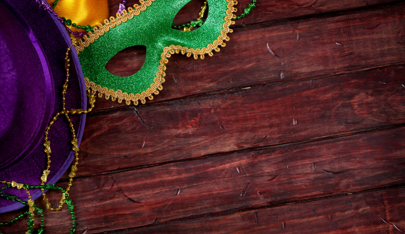 The Role of Masks in Mardi Gras Culture