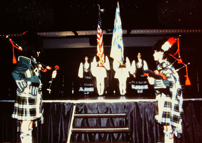 1991 FDF Bagpipes