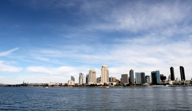 See San Diego While You're in Town for FDF